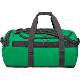 The North Face Base Camp Travel Luggage M green/black